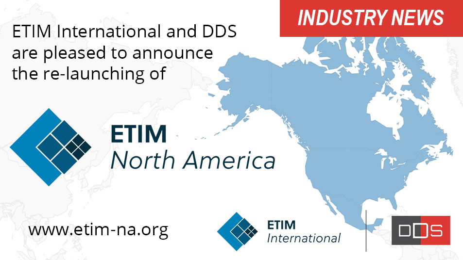 ETIM North America Re-Launches Via New Association