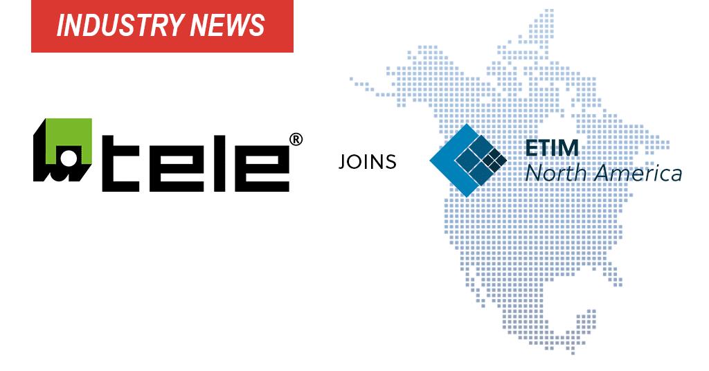 TELE Controls Joins ETIM North America