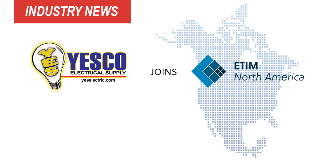 YESCO Joins ETIM North America