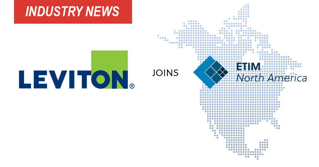 Leviton Joins ETIM North America